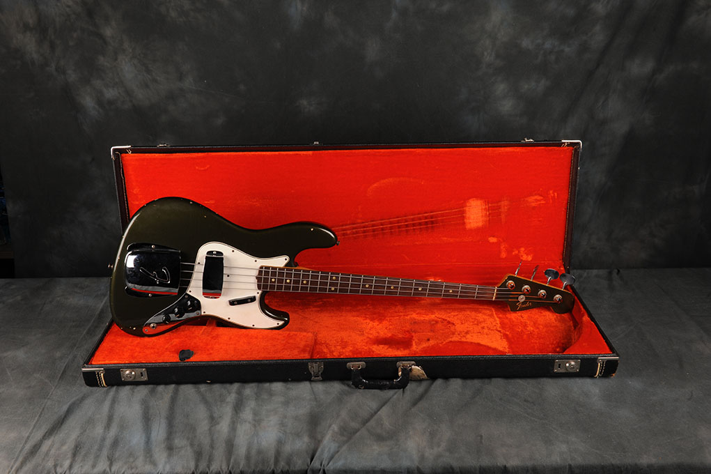 Fender 1965 Charcoal Frost