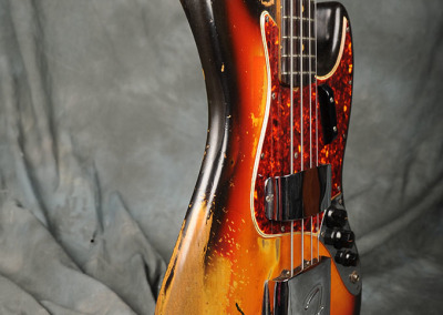 Fender Bass 1965 October Sunburst (13)