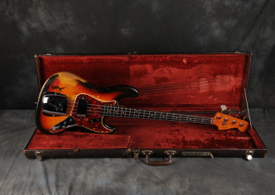 Fender Bass 1965 October Sunburst
