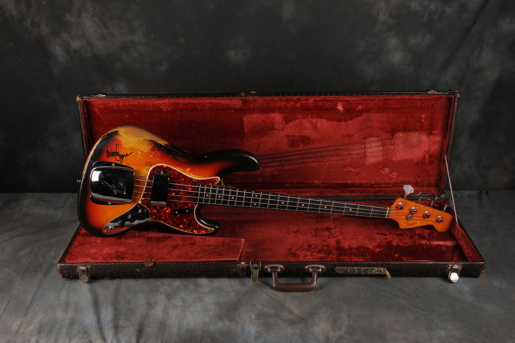 Fender 1965 Sunburst Daryl Jones