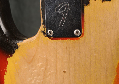 Fender Bass 1965 October Sunburst (4)