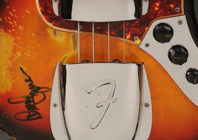 Fender Bass 1965 October Sunburst (9)