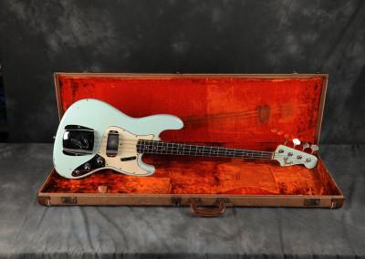 Fender 1961 Sonic Blue Stack-knob Rare Color