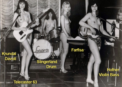 LadyBirds 1963