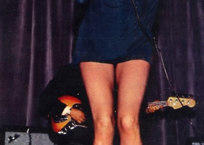 Pino Presti 1961 jazz bass
