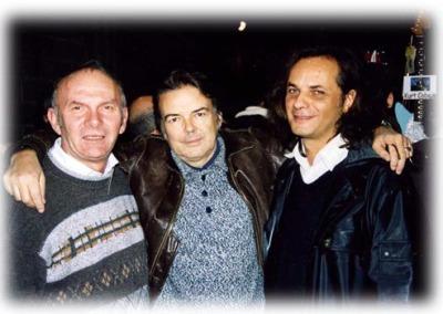 Mauro Pagani e Emilio Cuccato