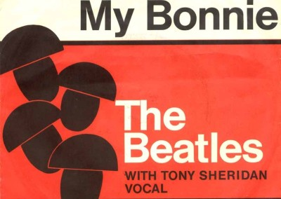 the beatles with Tony Sheridan-my bonnie