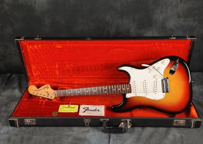 1973 Fender Stratocaster Sunburst