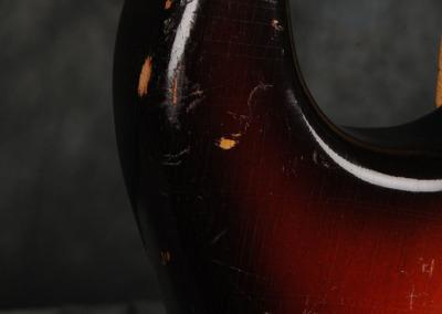 Fender Stratocaster 1958 Sunburst  (11)