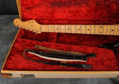 Fender Stratocaster 1958 Sunburst  (16)