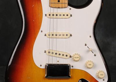 Fender Stratocaster 1958 Sunburst  (2)