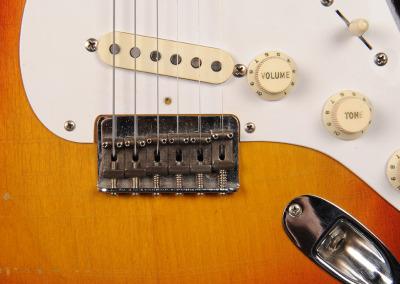 Fender Stratocaster 1958 Sunburst  (3)