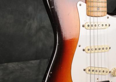 Fender Stratocaster 1958 Sunburst  (4)