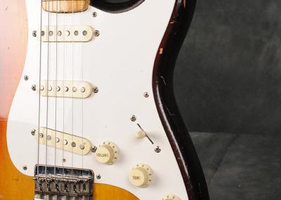 Fender Stratocaster 1958 Sunburst  (5)