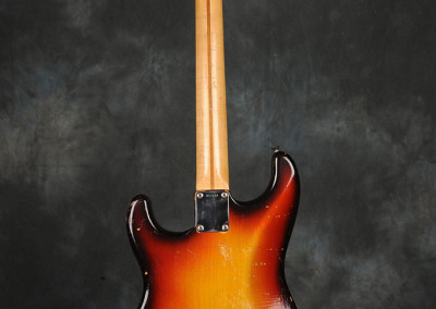 Fender Stratocaster 1958 Sunburst  (7)