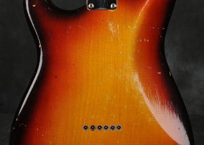 Fender Stratocaster 1958 Sunburst  (8)