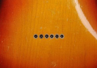Fender Stratocaster 1958 Sunburst  (9)