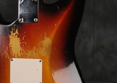 Fender Stratocaster 1959 Sunburst 1 (10)
