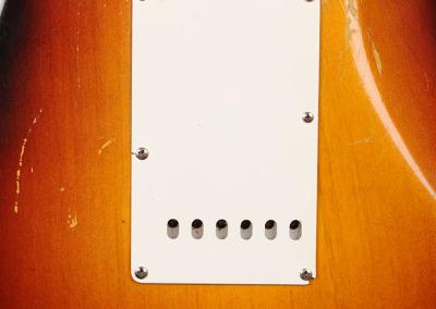 Fender Stratocaster 1959 Sunburst 1 (13)