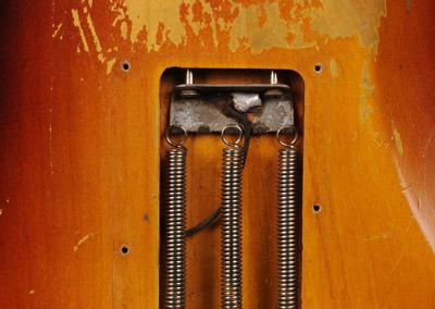 Fender Stratocaster 1959 Sunburst 1 (14)