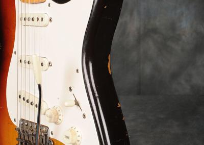 Fender Stratocaster 1959 Sunburst 1 (6)