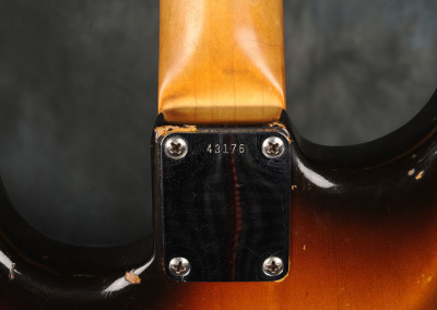 Fender Stratocaster 1959 Sunburst 2 (10)