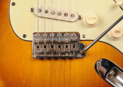 Fender Stratocaster 1959 Sunburst 2 (5)