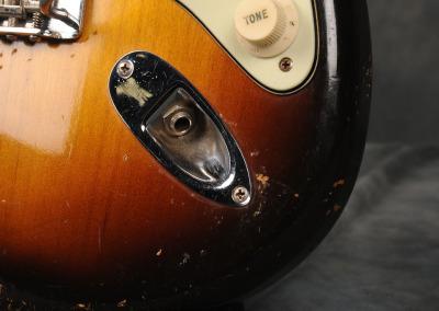 Fender Stratocaster 1959 Sunburst 2 (6)