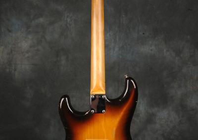 Fender Stratocaster 1959 Sunburst 2 (8)
