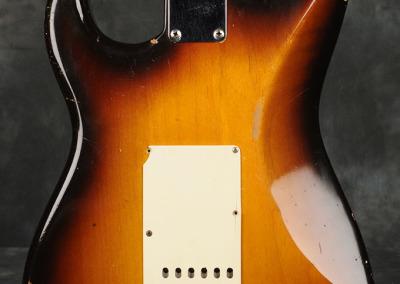 Fender Stratocaster 1959 Sunburst 2 (9)
