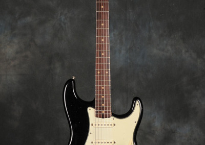 Fender Stratocaster 1961 Black (1)