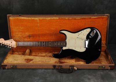 1961 Fender Stratocaster Black