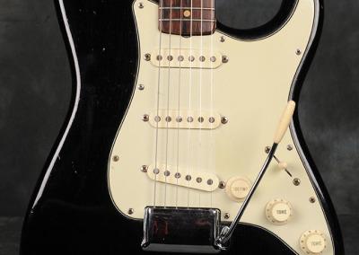 Fender Stratocaster 1961 Black (2)