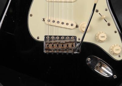 Fender Stratocaster 1961 Black (3)