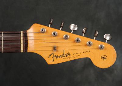 Fender Stratocaster 1961 Blond (11)