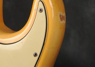 Fender Stratocaster 1961 Blond (5)