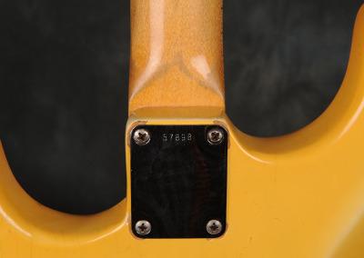 Fender Stratocaster 1961 Blond (9)