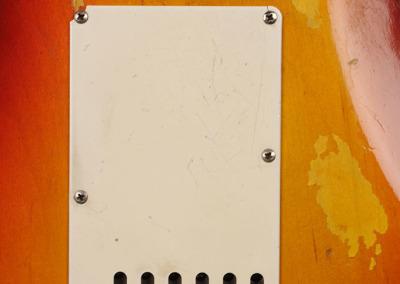 Fender Stratocaster 1961 Sunburst (10)