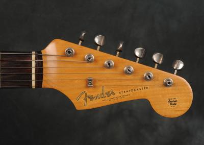 Fender Stratocaster 1961 Sunburst (12)
