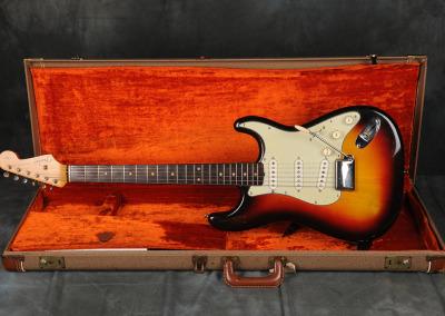 1961 Fender Stratocaster Sunburst