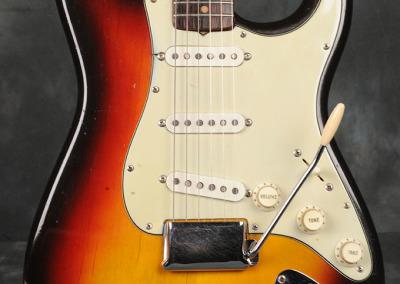 Fender Stratocaster 1961 Sunburst (2)