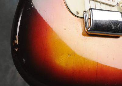 Fender Stratocaster 1961 Sunburst (3)