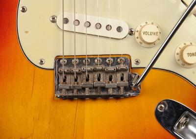 Fender Stratocaster 1961 Sunburst (4)