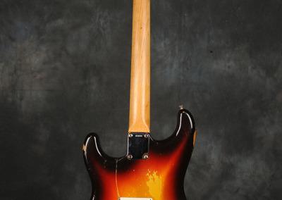 Fender Stratocaster 1961 Sunburst (5)