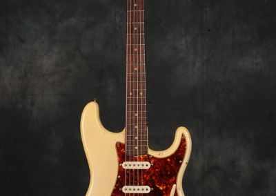 Fender Stratocaster 1962 Blond (1)
