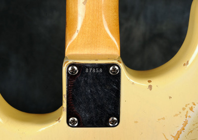 Fender Stratocaster 1962 Blond (10)