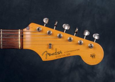 Fender Stratocaster 1962 Blond (12)