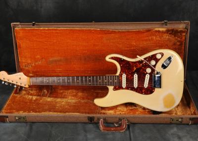 1962 Fender Stratocaster Blond