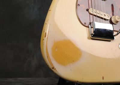 Fender Stratocaster 1962 Blond (3)