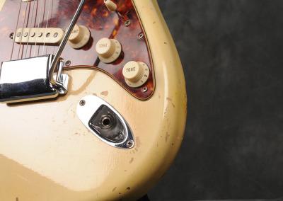 Fender Stratocaster 1962 Blond (4)